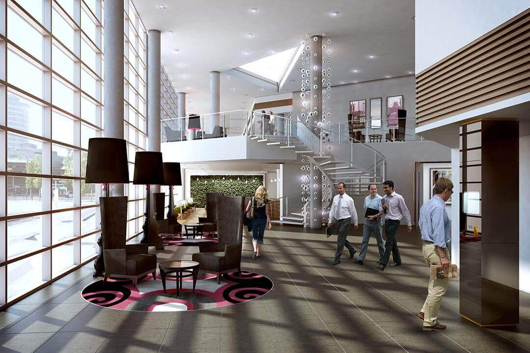 Render 3d architectural visualisers 3d visualisers for Hotels tours